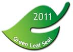 Green Leaf Seal