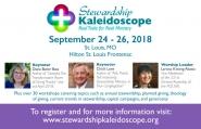 2018 Stewardship Kaleidoscope