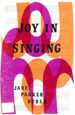Joy In Singing
