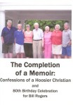 Completion of a Memoir